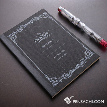 Tomoe River FP A6 Notebook (160 pages) - Dot Grid - PenSachi Japanese Limited Fountain Pen