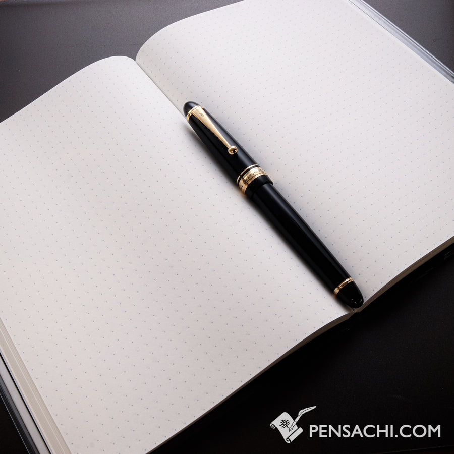 Tomoe River FP A5 Notebook (368 pages) - Dot Grid - PenSachi Japanese Limited Fountain Pen