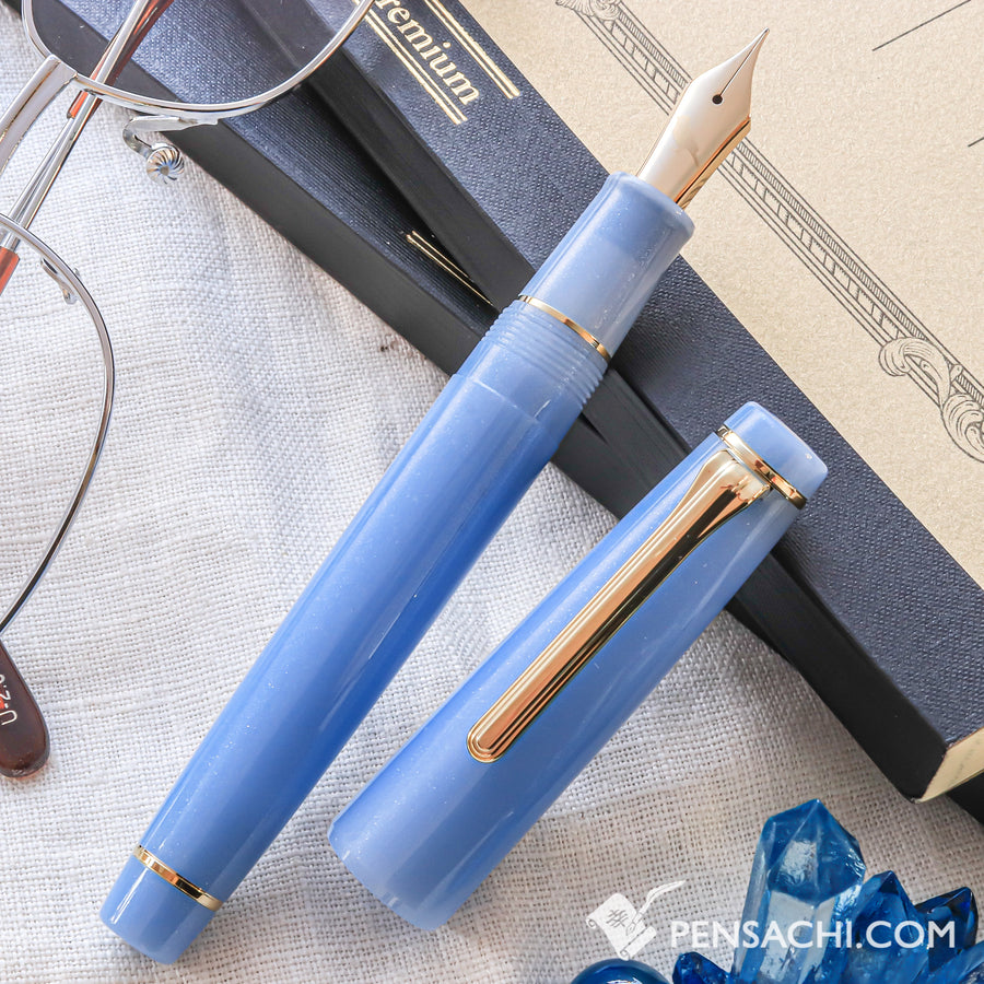 SAILOR Limited Edition Pro Gear Classic Fountain Pen - Kyo no Oto - PenSachi Japanese Limited Fountain Pen