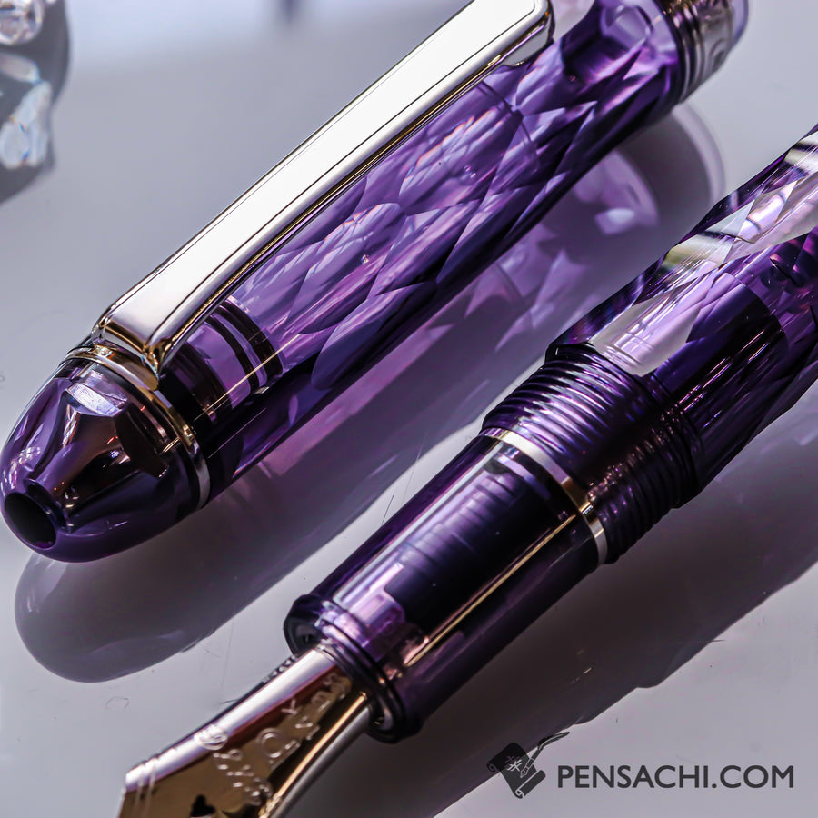 PLATINUM Limited Edition #3776 Century Fountain Pen - Shiun - PenSachi Japanese Limited Fountain Pen