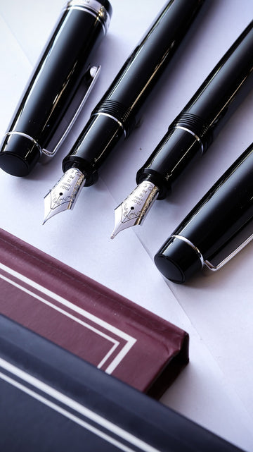 Wallpaper - Pilot Custom Heritage 912 Fountain Pens Vertical - PenSachi Japanese Limited Fountain Pen