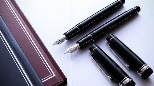 Wallpaper - Pilot Custom Heritage 912 Fountain Pens Horizontal - PenSachi Japanese Limited Fountain Pen