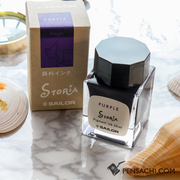Sailor Storia Ink Purple - Magic 20ml