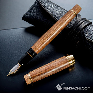 PILOT Custom Enjyu Fountain Pen - Enjyu Mokume - PenSachi Japanese Limited Fountain Pen