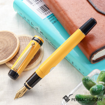 Pilot Lucina Fountain Pen - Yellow