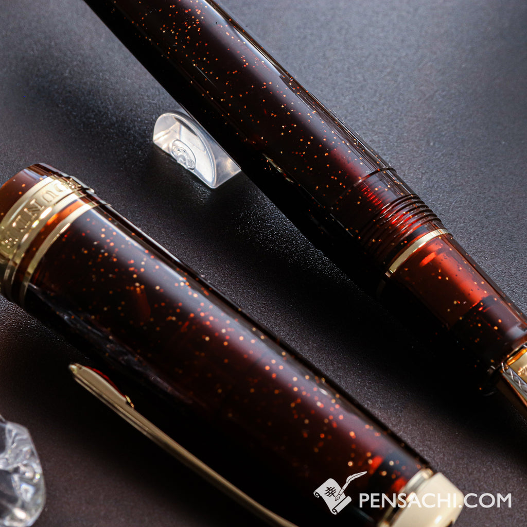 SAILOR Cocktail Series Pro Gear Classic Fountain Pen - #3 - Black Velvet - PenSachi Japanese Limited Fountain Pen