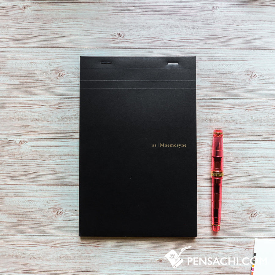 Maruman Mnemosyne Notepad 5mm - Graph A5 Size N188A - PenSachi Japanese Limited Fountain Pen