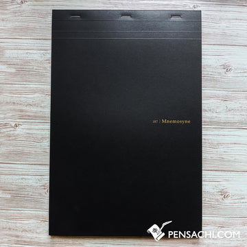 Maruman Mnemosyne Notepad 5mm - Graph A4 Size N187A - PenSachi Japanese Limited Fountain Pen