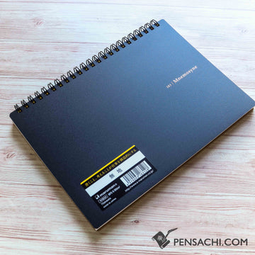 Maruman Mnemosyne Notebook/memo  A5 Size Unruled N183A - PenSachi Japanese Limited Fountain Pen