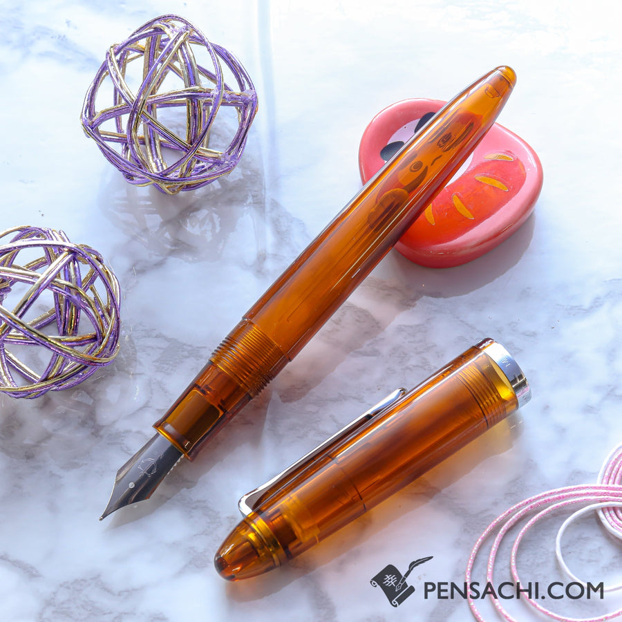 SAILOR 1911 Profit Junior Fountain Pen - Light Brown - PenSachi Japanese Limited Fountain Pen