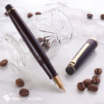 SAILOR Lecoule Fountain Pen - Pale Brown - PenSachi Japanese Limited Fountain Pen