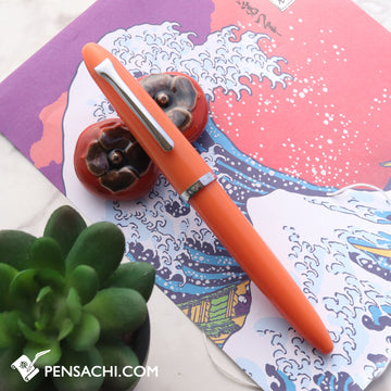 SAILOR 1911 Profit Junior Fountain Pen - Chrome orange - PenSachi Japanese Limited Fountain Pen