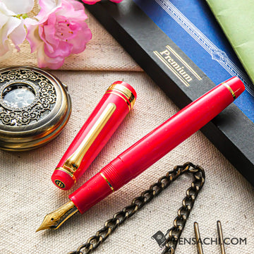 SAILOR Pro Gear Slim Shikiori Otogibanashi Fountain Pen - Kaguya - PenSachi Japanese Limited Fountain Pen
