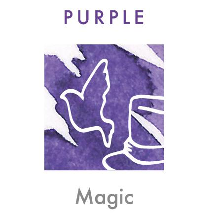 Sailor Storia Ink Purple - Magic 20ml - PenSachi Japanese Limited Fountain Pen