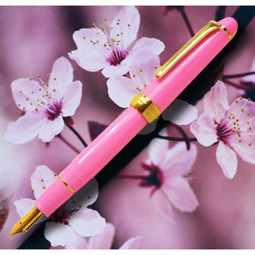 SAILOR Limited Edition 1911 Profit Pro-Color Fountain Pen -Cherry - PenSachi Japanese Limited Fountain Pen