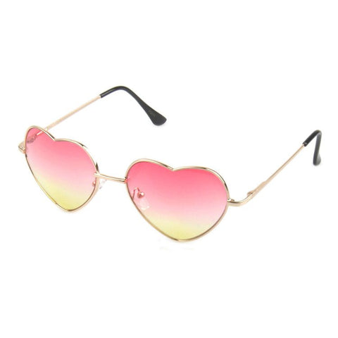 Sunset Sunnies–Hearts