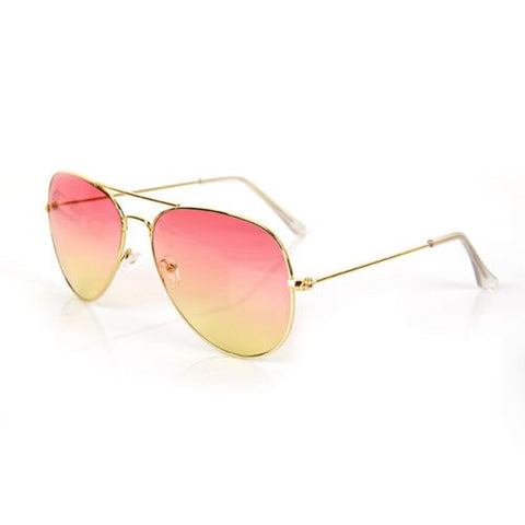 Sunset Sunnies–Aviators