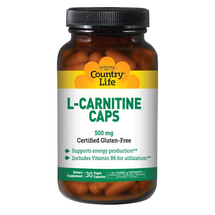 Country Life - L-Carnitine -