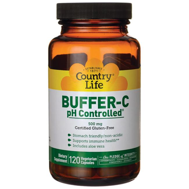 Country Life - pH Controlled Buffer-C