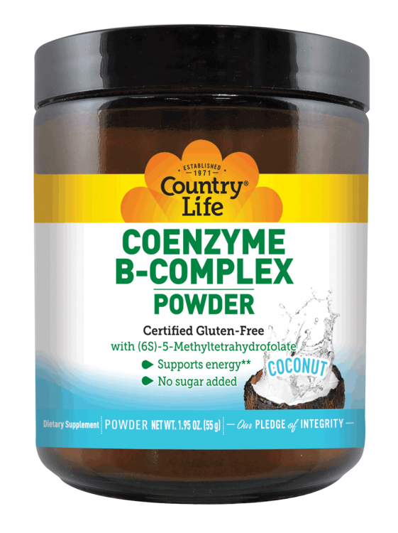 Country Life - Coenzyme B-Complex Power