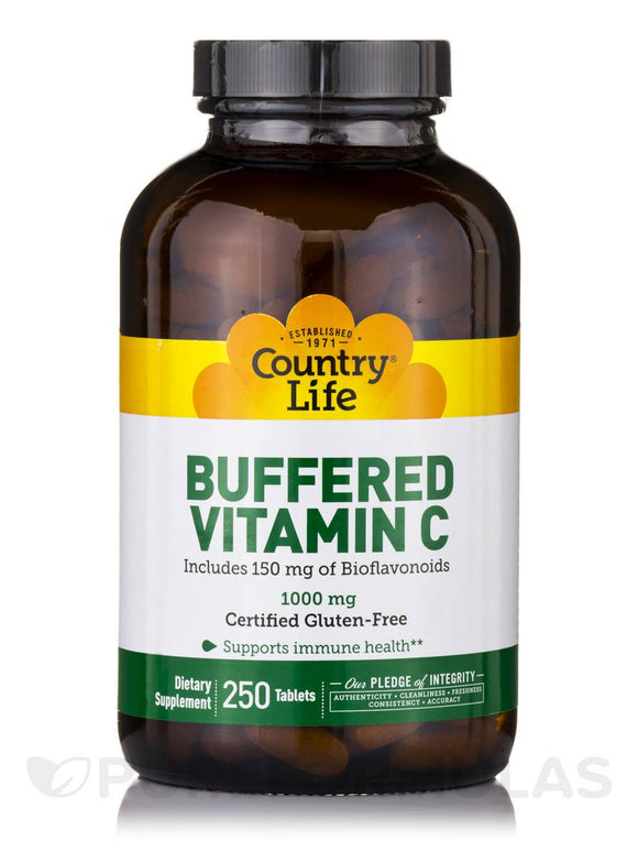 Country Life - Buffered Vitamin C