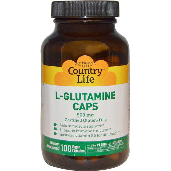 Country Life - L-Glutamine