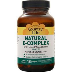 Country Life - Natural E-Complex