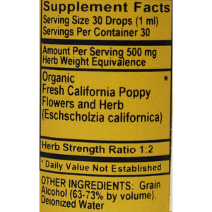 Uncle-Sams-Health-Food-Good-And-Natural-USGNP-Herbal-Supplements-Tinctures-California-Poppy