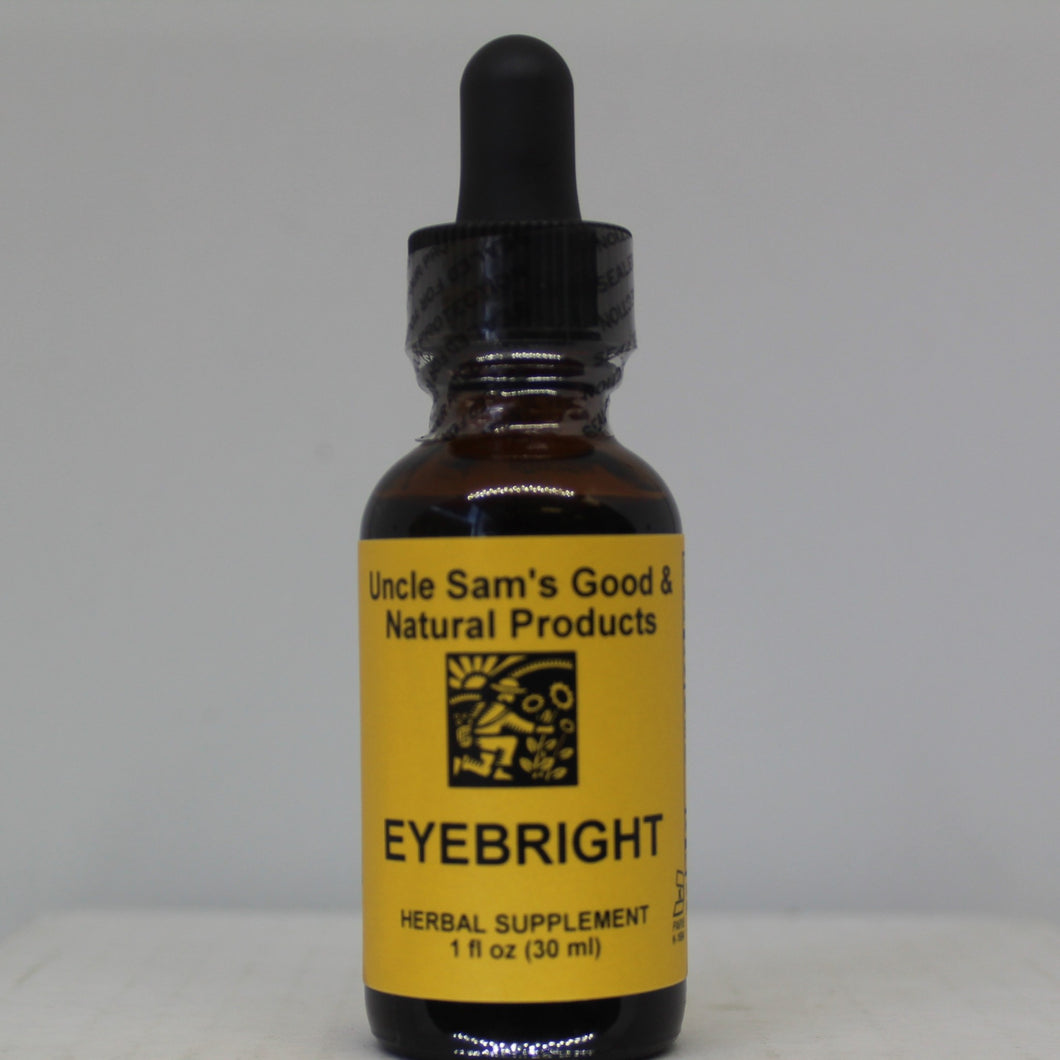 Uncle-Sams-Health-Food-Good-And-Natural-USGNP-Herbal-Supplements-Tinctures-Eyebright-Eye-Ocular-Support