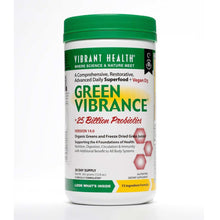 Vibrant Health Green Vibrance Powder