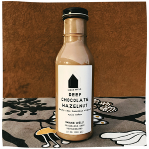 Haus Mylk Deep Chocolate Hazelnut 12 oz.
