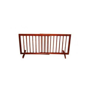 Cardinal Gates Step Over Free Standing Pet Gate
