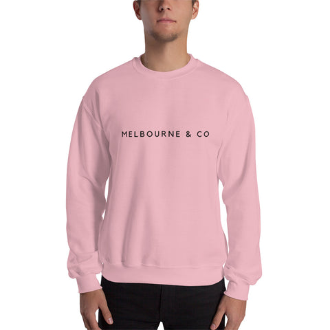 Melbourne & Co Sweatshirt - Pink