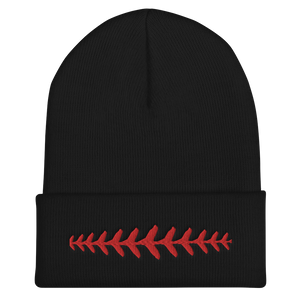 Softball Stitch Beanie