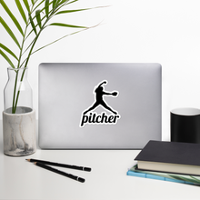 Pitcher Sticker