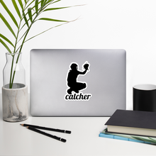 Catcher Sticker