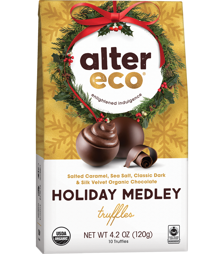 Holiday Medley Truffles Package