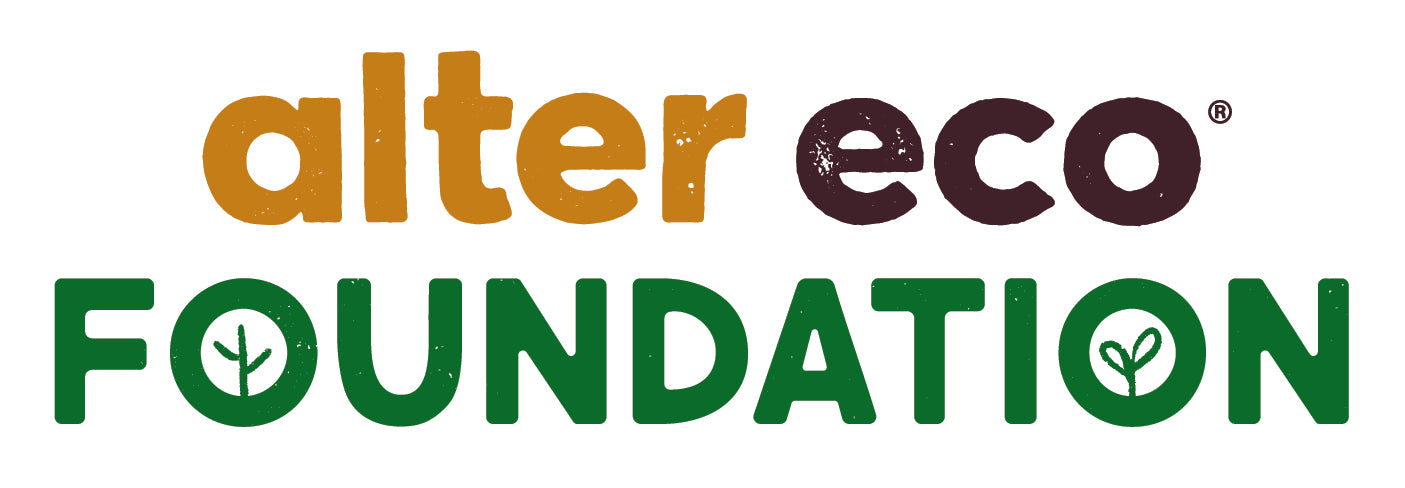 Alter Eco® Commits to Regenerative Agriculture with New Charitable Foundation and Packaging Design logo