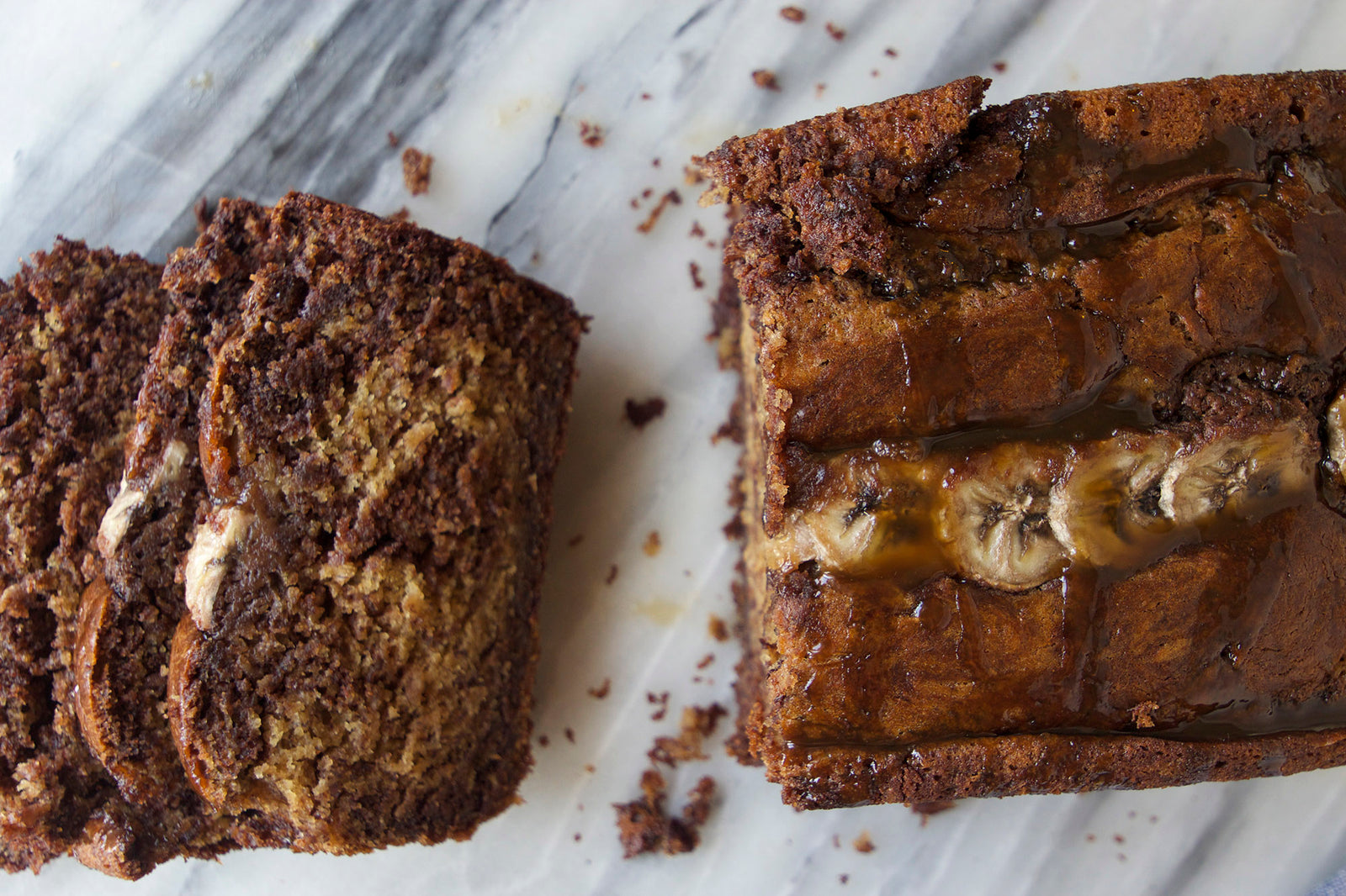 Chocolate & Brown Butter Banana Bread Article