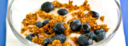 Carrot Cake Quinoa Cereal Article