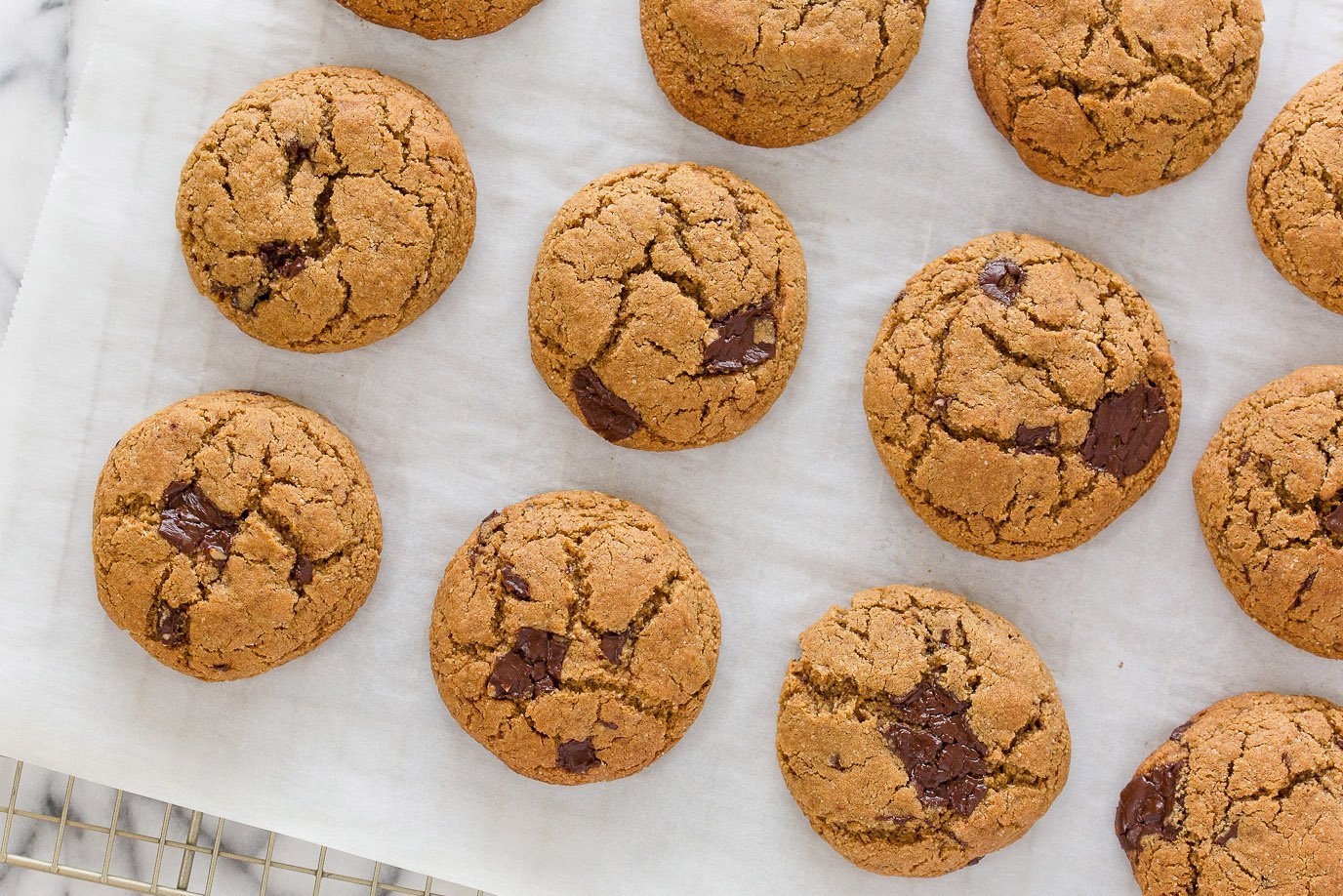 Grain Free Paleo Chocolate Chunk Cookies Article
