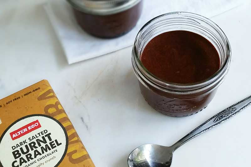 Burnt Caramel Chocolate Pudding Article