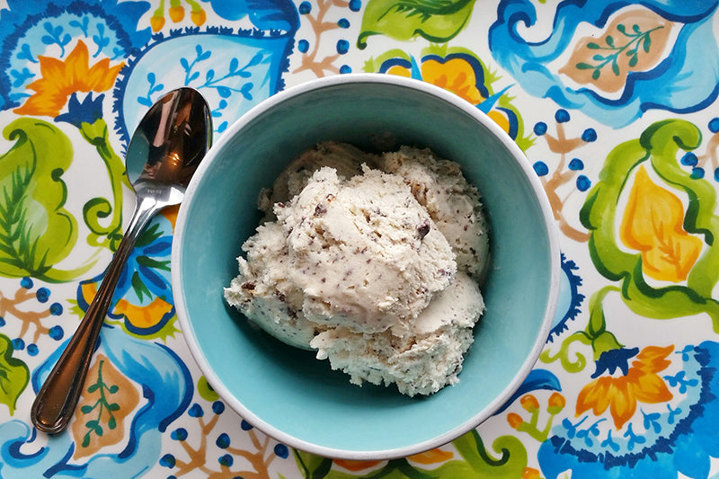 Coconut Toffee Ice Cream Article