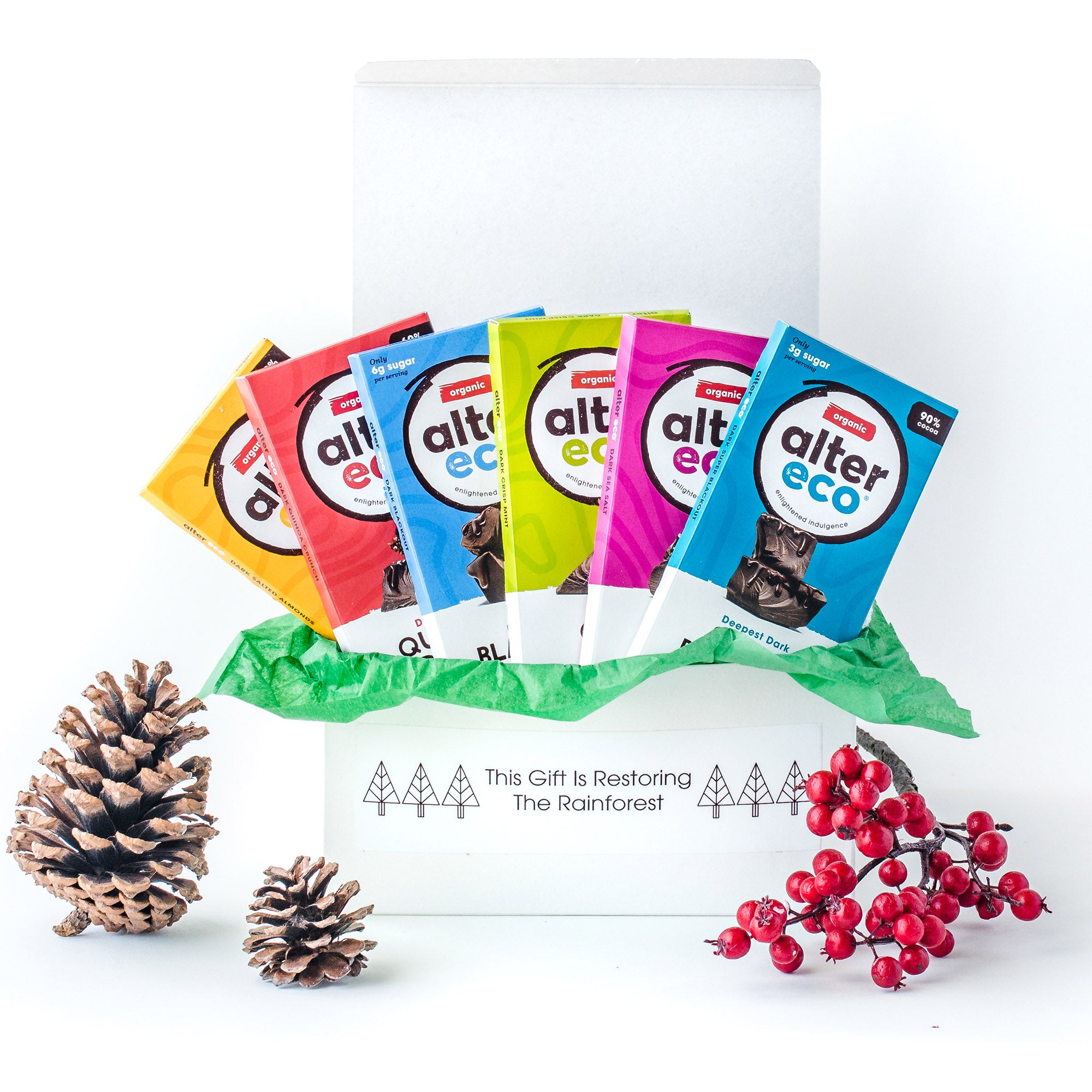 Be the Change Vegan Gift Box Package