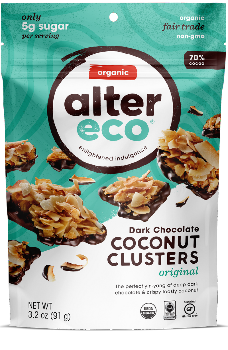 Original Coconut Clusters