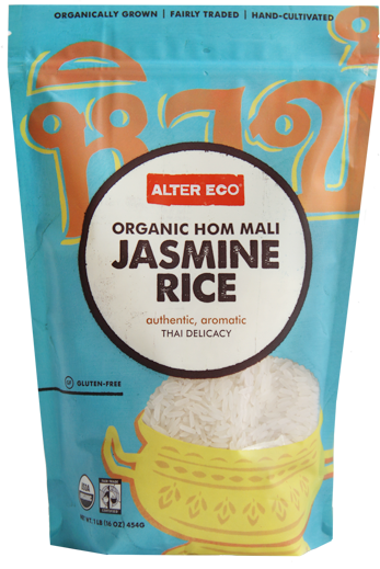 Hom Mali Jasmine Rice Package