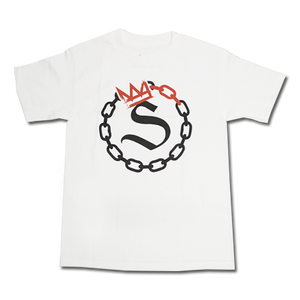 Shyne Elevn Crown Tee (White)