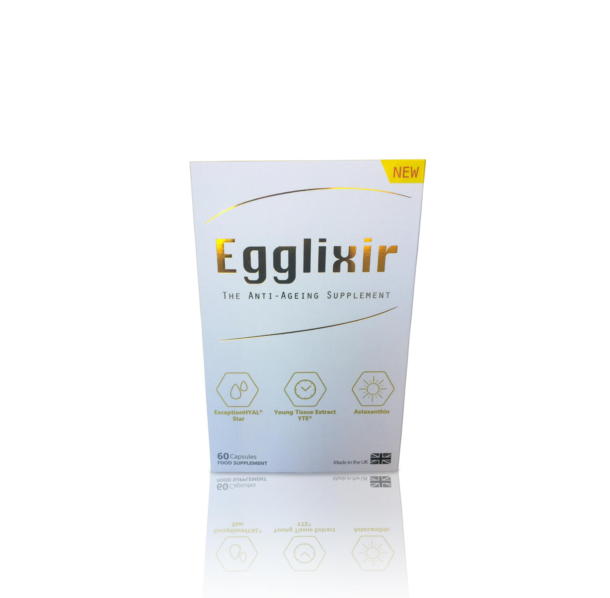Egglixir- 3 Months Supply