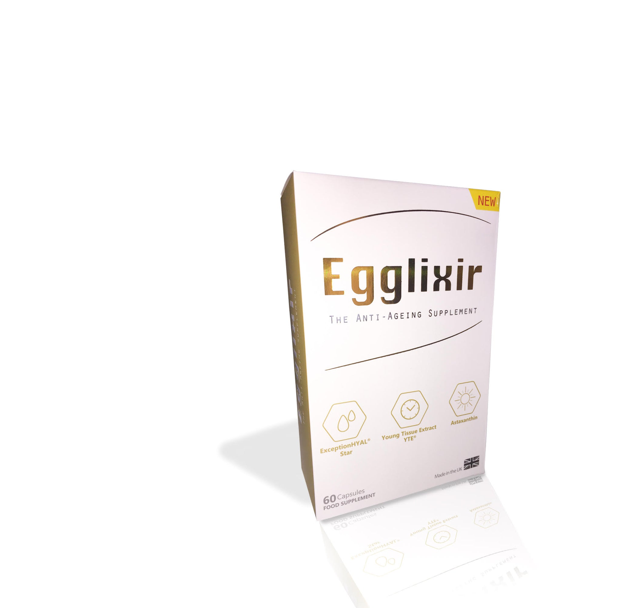 Egglixir- 6 Months Supply