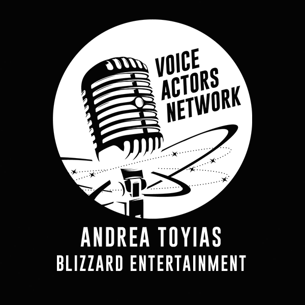 Game Zoom Clinic - Andrea Toyias - Voice Acting Battle Chest - Saturday April 24th | 10-2pm - 4 HOUR CLINIC